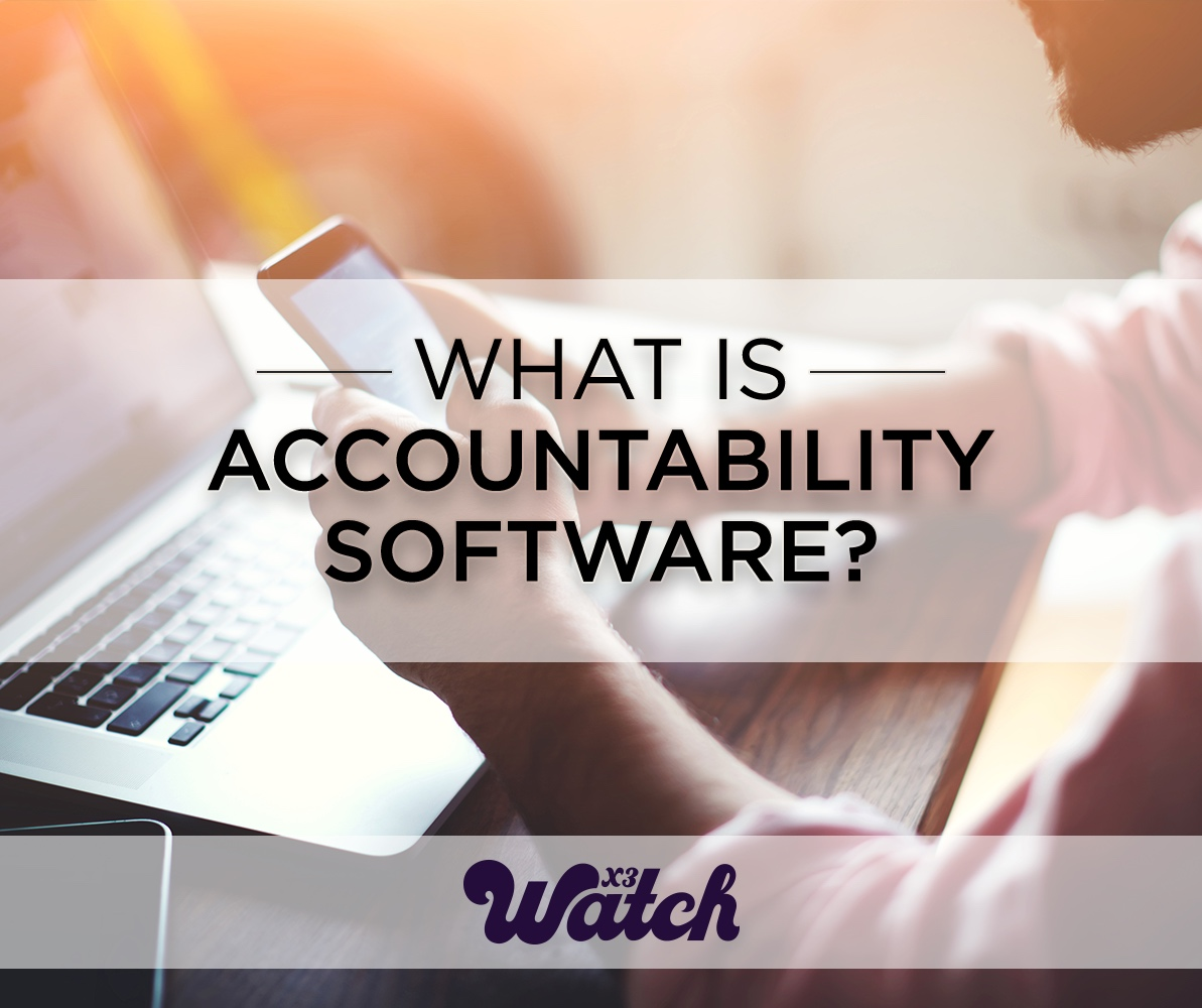 What is accountability software